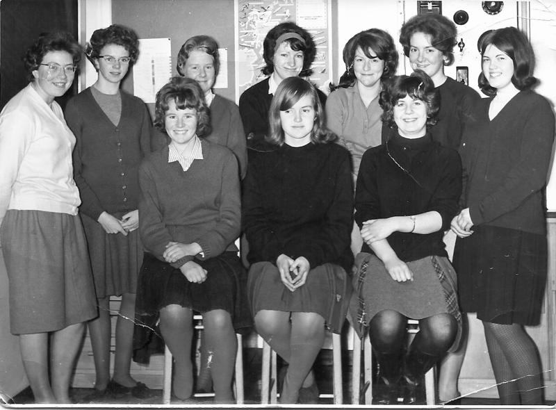 SueNursery Nursing Course 1964